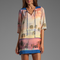 Lovers + Friends Ocean Tunic in Malibu Palm from REVOLVEclothing.com