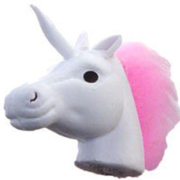 Cute Girly Unicorn Antenna Topper Car Decoration