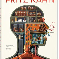Fritz Kahn (English, German and French Edition) Hardcover – November 15, 2013