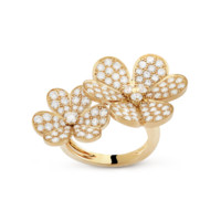 Frivole Between the Finger Ring - VCARP0J800- Van Cleef & Arpels
