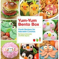Bento Box Fresh Recipes for Adorable Lunches