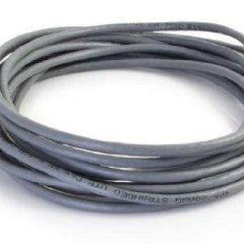 C2g 8ft Cat5e Utp 28awg Gray