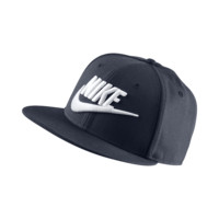 Nike Futura True 2 Snapback Hat (Black)
