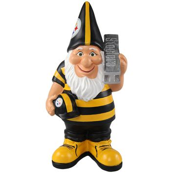 Pittsburgh Steelers Official NFL Caricature Gnome (PRE ORDER: SHIPS EARLY TO MID SEPTEMBER)