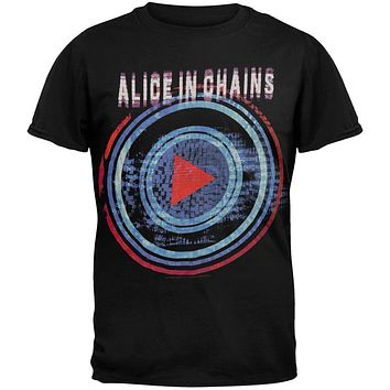 Alice in Chains - Played T-Shirt