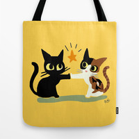 Touch! Tote Bag by BATKEI