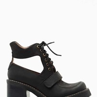 Jeffrey Campbell Exeter Cutout Boot