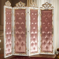Baroque screen 11601 Villa Venezia Collection by Modenese Gastone group