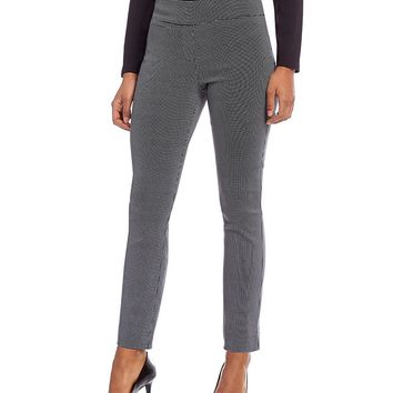 IMNYC Isaac Mizrahi Ankle Slim Pull On Pant | Dillards