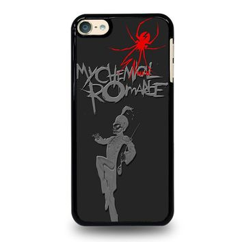 MY CHEMICAL ROMANCE BLACK PARADE 2 iPod Touch 6 Case Cover