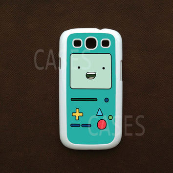 Samsung Galaxy S3 Case - Beemo Galaxy S3 Cover, Adventure Time Samsung S3 Cases