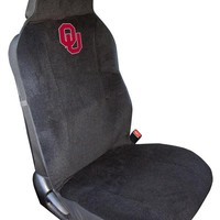 Oklahoma Sooners Seat Cover
