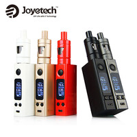Clearance! Joyetech eVic VTC Mini Electronic Cig Kit with 4ml TRON-S Tank and eVic-VTC Mini 75W Box Mod Vaping NO 18650 Battery