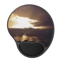 Dark Chocolate Plymouth Gel Mouse Pad