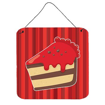 Christmas Cake Wall or Door Hanging Prints BB6815DS66