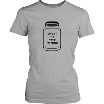 Sweet Tea State of Mind - Womens