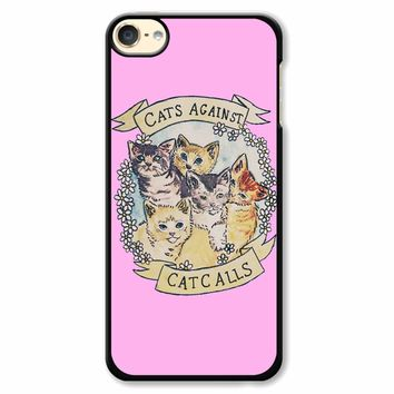 Cats Against Cat Calls iPod Touch 6 Case