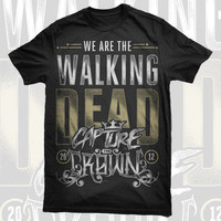 Capture the Crown - Walking Dead Shirt