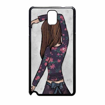 Best Friends Girls B Samsung Galaxy Note 3 Case