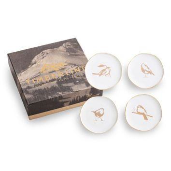 Rosanna Set of 4 Bird Plates | Nordstrom