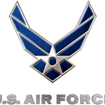 U.S. Air Force Hair Bow