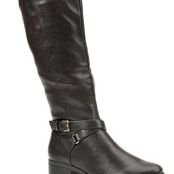 DCCKAB3 Madeline Tiffy Tall Dark Brown Boots