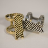 Arrow Ring - Boho Outfitters