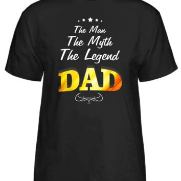 The Man, The Myth, The Legend - Dad T-Shirt