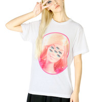 BARBIE ALIEN TEE
