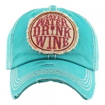 Drink Wine Hat