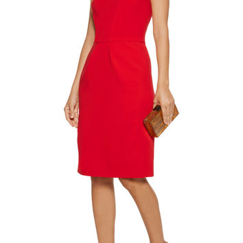 Stretch-wool dress | Oscar de la Renta | US | THE OUTNET