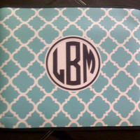 Personalized Laptop Case  Avail in 2 Sizes by LoveyDoveyCreations