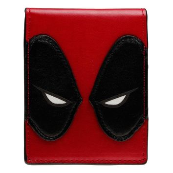 Deadpool wallet animated cartoon fashion brand purse Young boys and girls purse personality Man purse  DFT-1201