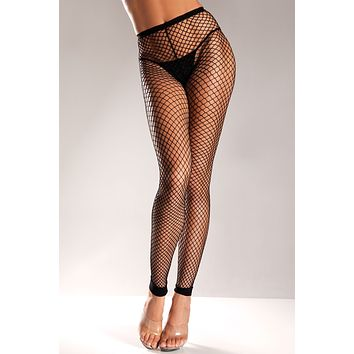 Net Footless Tights