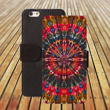 iphone 6 case stone mandala Mandala colorful iphone 4/4s iphone 5 5C 5S iPhone 6 Plus iphone 5C Wallet Case,iPhone 5 Case,Cover,Cases colorful pattern L505