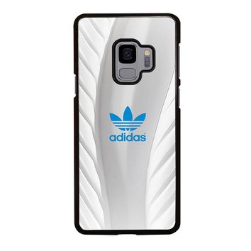 ADIDAS WHITE Samsung Galaxy S3 S4 S5 S6 S7 S8 S9 Edge Plus Note 3 4 5 8 Case