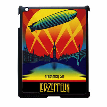 Led Zeppelin Poster iPad 4 Case