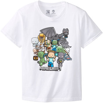 Minecraft - Party Youth T-Shirt