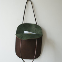 Handmade Leather Tote.