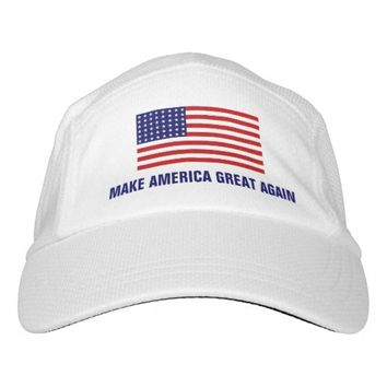 MAKE AMERICA GREAT AGAIN TRUMP HAT