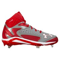 Under Armour UA Yard Mid ST Baseball Cleats