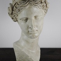 Vintage Classical Life Size Bust | Second Shout Out, Vintage Marketplace