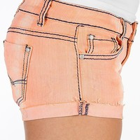 Almost Famous Cuffed Stretch Short - Women's Shorts | Buckle