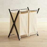 Folding Fabric Hamper