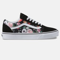 Vans Old Skool(GrdnFlr)Black