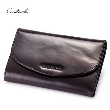 Men Leather Vintage Wallet [9026453059]