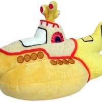 YELLOW SUBMARINE COLLECTIBLE PLUSH [7321] - $22.50 : Beatles Gifts, The Fest for Beatles Fans