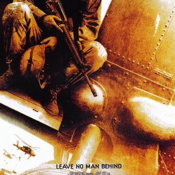 Black Hawk Down 11x17 Movie Poster (2001)