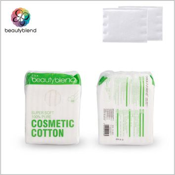 Beautyblend Brand R-8021 200 Pcs per Bag Double Side Remover Makeup Cotton Pads Cosmetic Pads