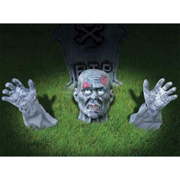 Halloween Decorations: Zombie Ground Breaker